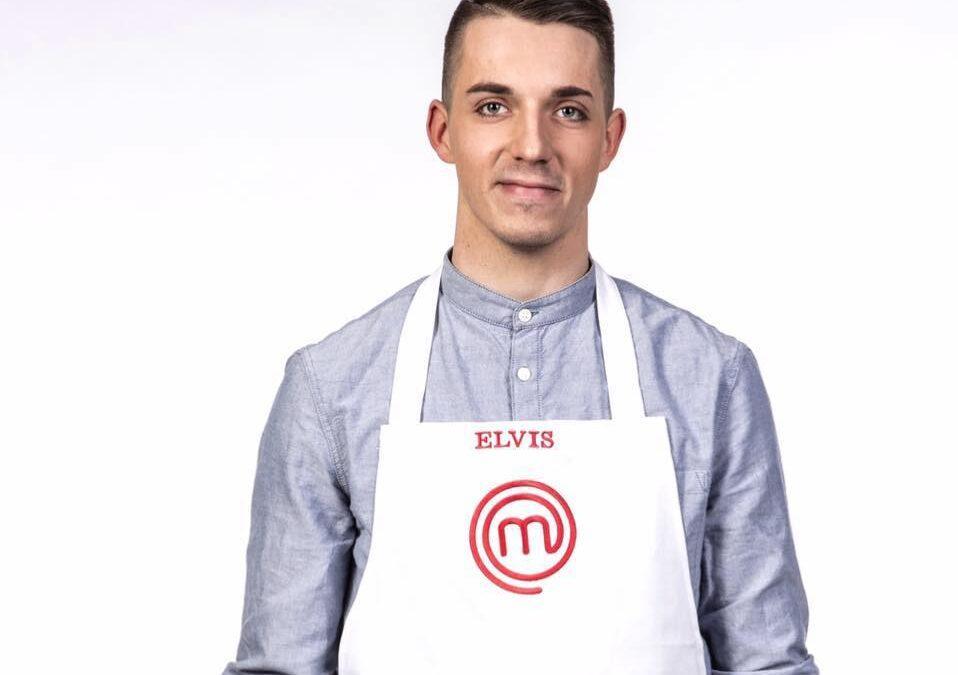 ELVIS KUDIČ, atlet, finalist MasterChefa