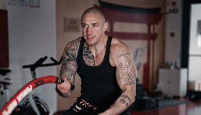 DENIS PORČIČ – CHORCHYP, mojster borilnih veščin, osebni trener, trener borilnih veščin
