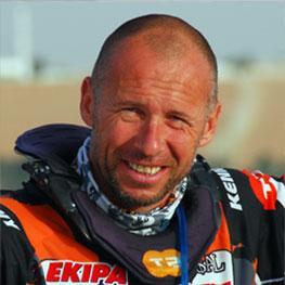 MIRAN STANOVNIK, vrhunski motociklist